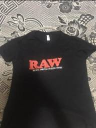 Camiseta RAW Feminina