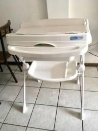 Banheira e cadeira de alimentação burigoto