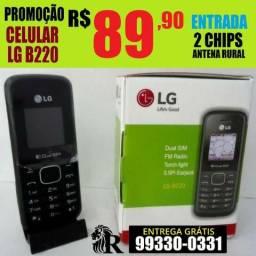 Promoção Celular LG B220 (entrega grátis)