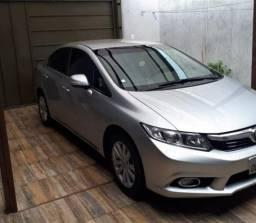 Honda Civic LXR 13/14 Único Dono - 2013
