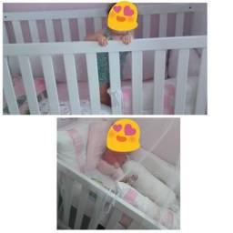 Vendo Berço e/ou bebê conforto com duas capas