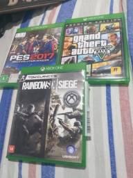Os 3 jogos