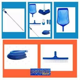 Kit de Limpeza - Suprema Piscinas