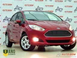 Ford New Fiesta SE 1.5 Hatch 2014 Completo - 2014