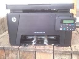Impressora Hp pro mfp m176n