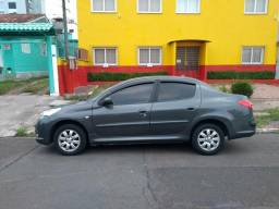 Peugeot 207 passion 1.4 completo - 2011