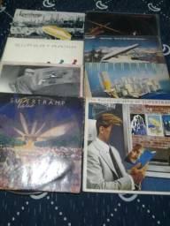 8 discos vinil ( supertramp)