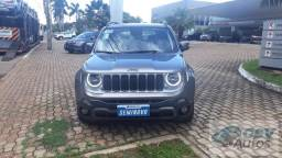 Jeep Renegade Limited 1.8 Flex 2018/2019 - 2019