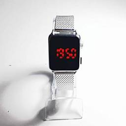 Relógio digital touch