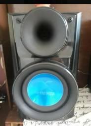 Caixa de som LG x bass