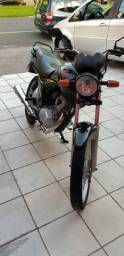Honda CG Fan ESI 150cc - 2012 - C/ Partida Elétrica - Flex - 2012