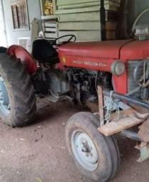 Trator Masswy Fergusson 65X