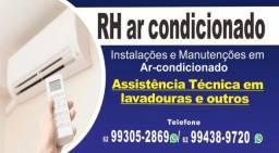 RH ar condicionado