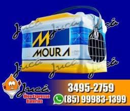 Só nessa quinta feira promoção de baterias Moura !!!