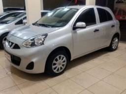 Nissan march s 1.0 2017 completo 3 cilindros