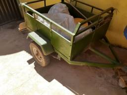Carroça pra transporte