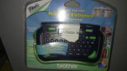 Rotulador Etiquetadora Pt-80 P-touch Brother - Usado
