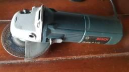 Lixadeira / esmerilhadeira Bosch 220V