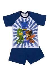 Pijama Infantil PJ Masks - Calor
