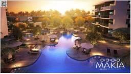 GN- Muro alto, ótimo pra investir, todas as unidades c/ varanda e vista piscina