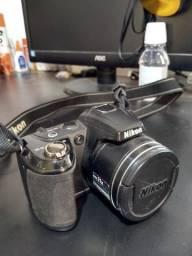 Troco câmera Nikon bem conservada por Xbox 360