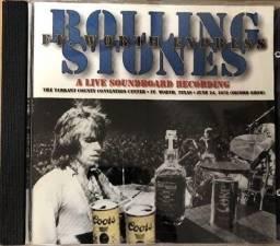 The Rolling Stones - CDs Bootlegs de 1963 a 2020 - Escolha o seu