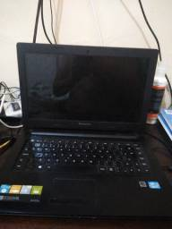 Notebook Lenovo i5 G400s 8gb de ram e 1 TB hd