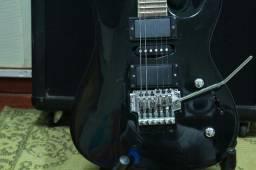 Guitarra Tagima Floyd Rose Escalopada Corpo Soloist