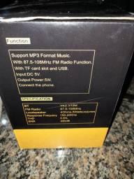 uma caixa amplificada