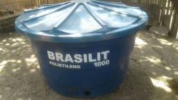Caixa de água Brasilit 1000 litros