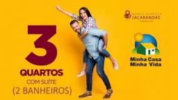 03 Quartos no Centro de São Lourenço c Lazer e Taxas Grátis