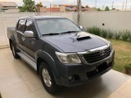 Hilux SRV 3.0 4x4 Diesel 2014/15 AUT.