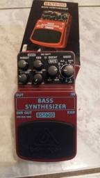 Pedal bass synthesizer bsy 600