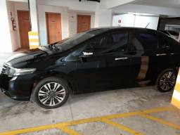 Honda city EX automático 1.5 flex 2013