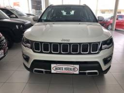 Jeep compass limited 2.0 4x4x turbo diesel top linha 2021 ok