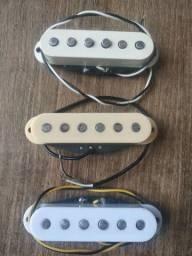 Kit Captadores SSS para Guitarra