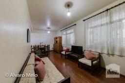 Apartamento à venda com 4 dormitórios em Santo antônio, Belo horizonte cod:273748