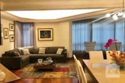 Apartamento à venda com 4 dormitórios em Funcionários, Belo horizonte cod:257533