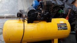Título do anúncio: Compressor 20 pés pcm Bravo