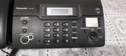 Aparelho de telefone e fax semi novo