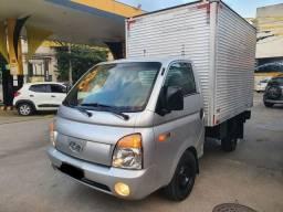 Título do anúncio: Hyundai Hr Turbo Diesel Baú Seco 2012/Prata