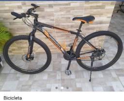 Bicleta quadro 17 e aro 29