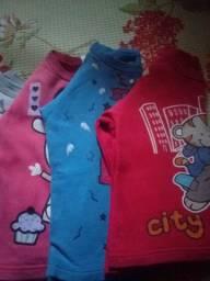 Vende- Se roupas para bebê