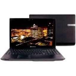 Notebook Gateway 15.6 i3 6gb ram hd 500gb
