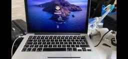 Título do anúncio: MacBook Pro 13 polegadas SSD 512