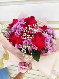 Título do anúncio: Flores do Campo e Rosas