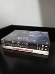 Título do anúncio: Coleção Terror DVDs