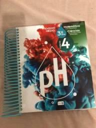 Título do anúncio: Livro de estudo Ph