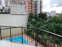 Apartamento para aluguel tem 78 metros quadrados com 2 quartos em Lagoa - Rio de Janeiro -