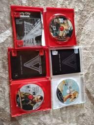 Título do anúncio: Jogos de PS3/PS4